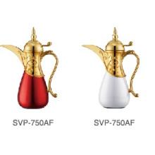 Arabische Stil aus rostfreiem Stahl Kaffeekanne