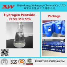 Industrie chimique Peroxyde d'hydrogène 60% 50% 35%