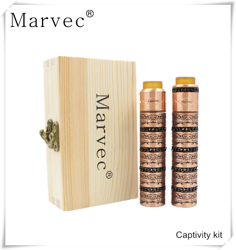 Marvec Captivity mech mod venta al por mayor vaping
