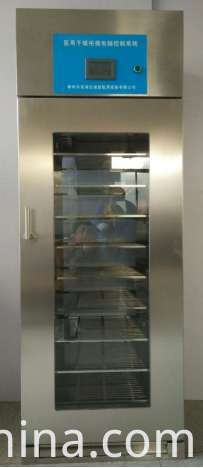 Medical drying cabinet