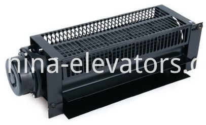 Mitsubishi Elevator Ventilating Fan OEM Part# QF-330