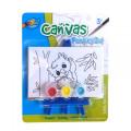 Aroys kits de pintura de lona para niños