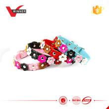 Customized dog collars dog belt dog accessories