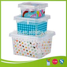 IML customized plastic toy kids storage box