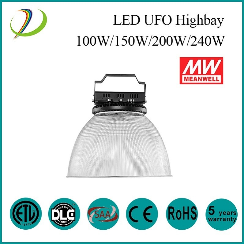 2017 new product UFO high bay light 150W