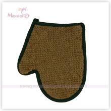 Sisal Hemp & Sponge Bath Shower Glove