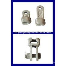 ojo de la horquilla del zócalo / piezas forjadas / accesorio del hardware del alambre de gur / accesorios de la línea eléctrica