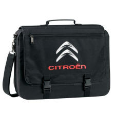 Expandable Briefcase with Laptop Compartment