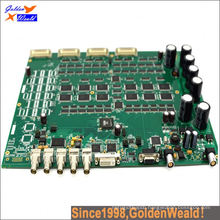 EMS turnkey service electronics PCBA prototype and pcb assembly PCB and PCBA