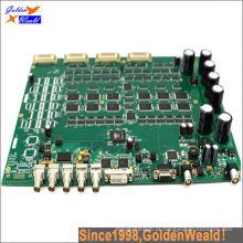 EMS turnkey service electronics PCBA prototype and pcb assembly PCB and PCBA