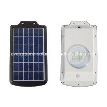 64 luz de calle solar LED impermeable IP65 aluminio fluorescente