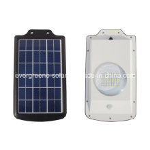 64 LED Solar Street Light Waterproof IP65 Aluminum Fluorescent