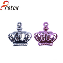 2015 Crown Plastic Ornament for Children′s Garments