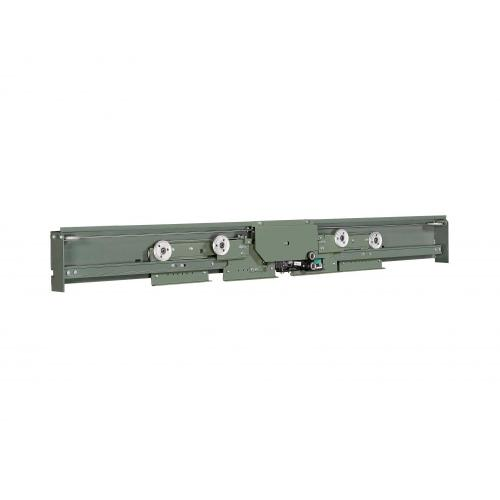 Two-speed Landing Elevator Door Operator, 2420mm - 4670mm Machine Lengte XD1219