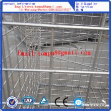 Сварные сетки Gabion Wire и гексагональной сетки Gabion / Hot Sale