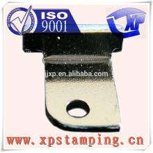 OEM China benutzerdefinierte Metall Stanzteile, Relais Teile Eisen Platte