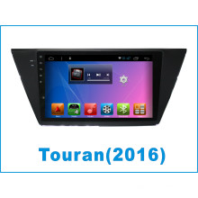 Android System Car DVD Monitor for Touran with Car GPS Navigation/Car DVD