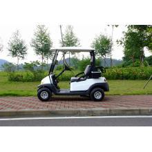 Carrinho de golfe elétrico de 2 lugares (4 rodas)