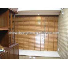 Cortina de puerta de bambú
