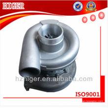 dessins en aluminium coulé conception partie turbo