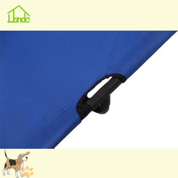 Outdoor Durable Metal Frame Elevated Dog Bed