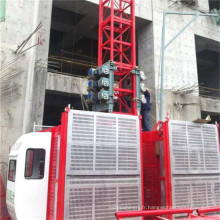 Grue de chantier (SC200 / 200) Double cage