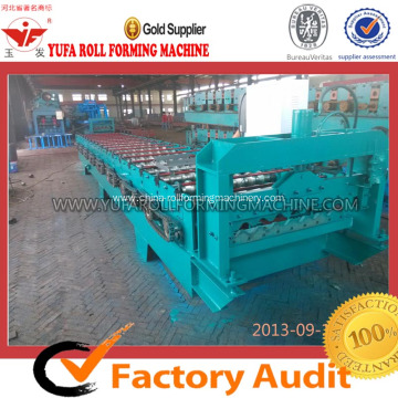Best Price for for Roof Roll Forming Machine Roof Panel Metal Sheet Making Machine export to Pakistan Manufacturer