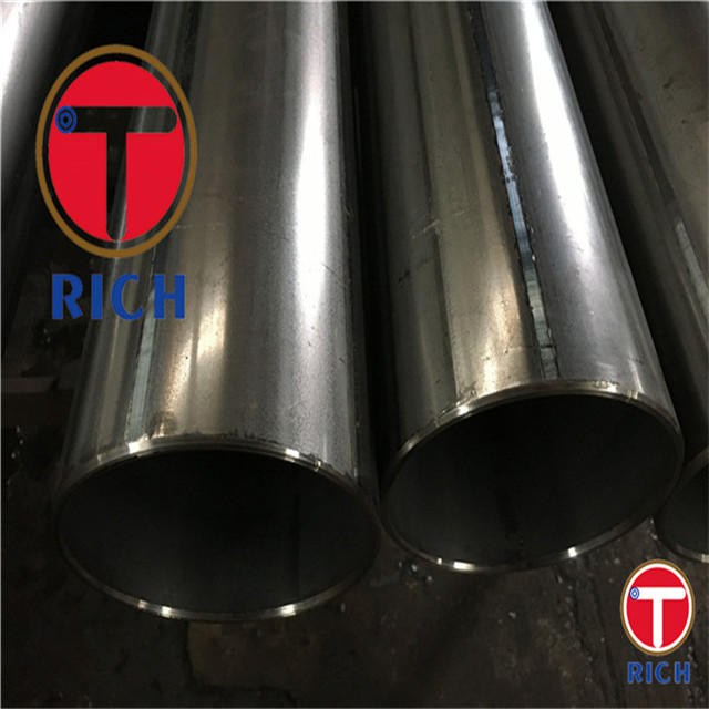 Welded austenitic boiler and heat-exchanger Stainless Steel Pipes