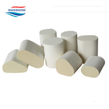 Cordierite Honeycomb Ceramic for Catalyst Support automobile exhaust gas treatment