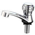 Chrome Plated Plastic ABS Tap for Bathroom Sinks