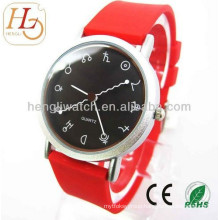 Hot Fashion Silicone Watch, Best Quality Watch 15088