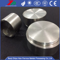 Pure metals tungsten target 3N5 with tailor size