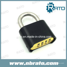 Zinc Alloy Bottom Combination Padlock