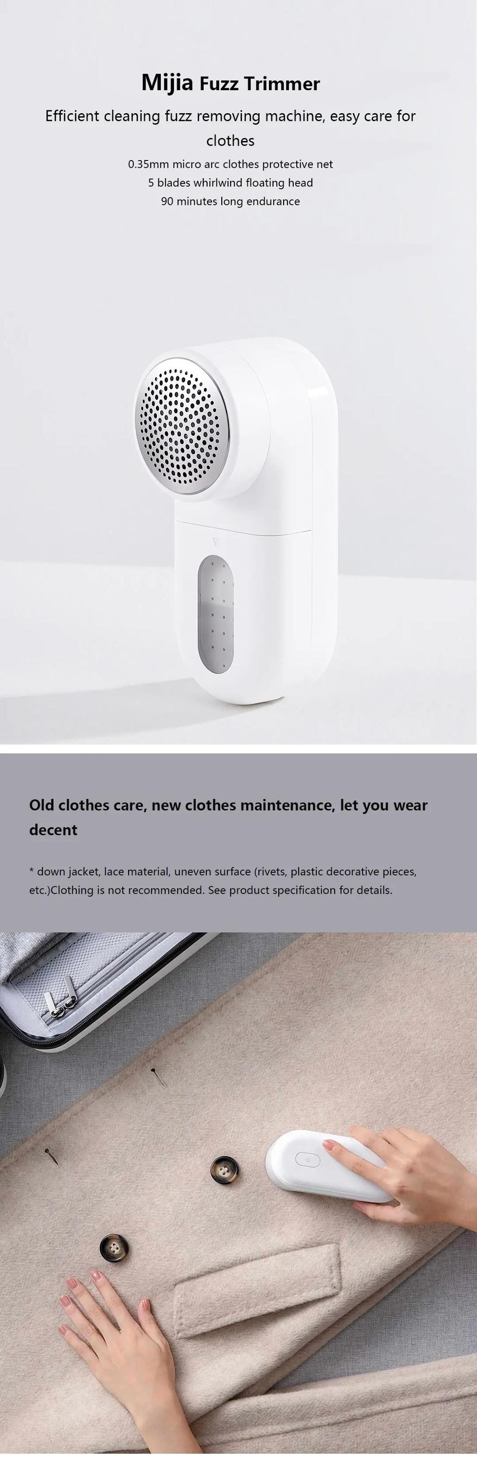 Mijia Lint Remover