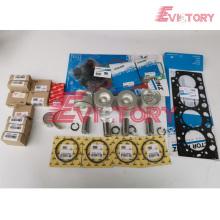 Peças de motor VOLVO conjunto de anéis de pistão D4D
