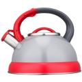 Чайник из нержавеющей стали 3.0L со свистком чайник
