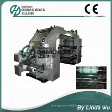 4 Colour Aluminum Foil Flexo Printing Machine (CH884-1400L)