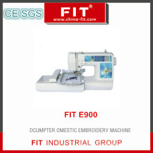 Máquina doméstica del bordado (E900)