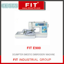 Computer Domestic Embroidery Machine (E900)
