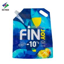frozen food packaging bag doypack