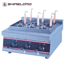 Cuiseur électrique de pâtes de countertop d'économie d'énergie en gros cuiseur commercial de pâtes