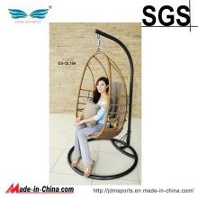 Best Seller PE Rattan Wicker Egg Hanging Chair (ES-OL164)