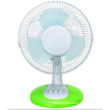 Ventilador de mesa de ventilador de refrigeração de ar ventilador elétrico