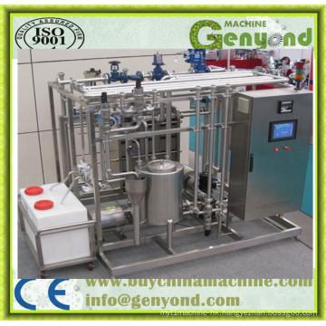 Full Automatic Uht Milk Sterilizer Machine