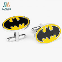 New Products Enamel Promotional Custom Cufflink for Decoration