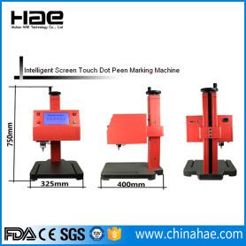 Industrial Auto Parts Dot Peen Marking Machine