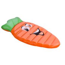 Aufblasbare Karotten Pool Matratze Karotten Design