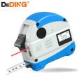 40m range finder digital display laser tape measure