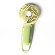 Mini ventilador portátil USB recargable de mano