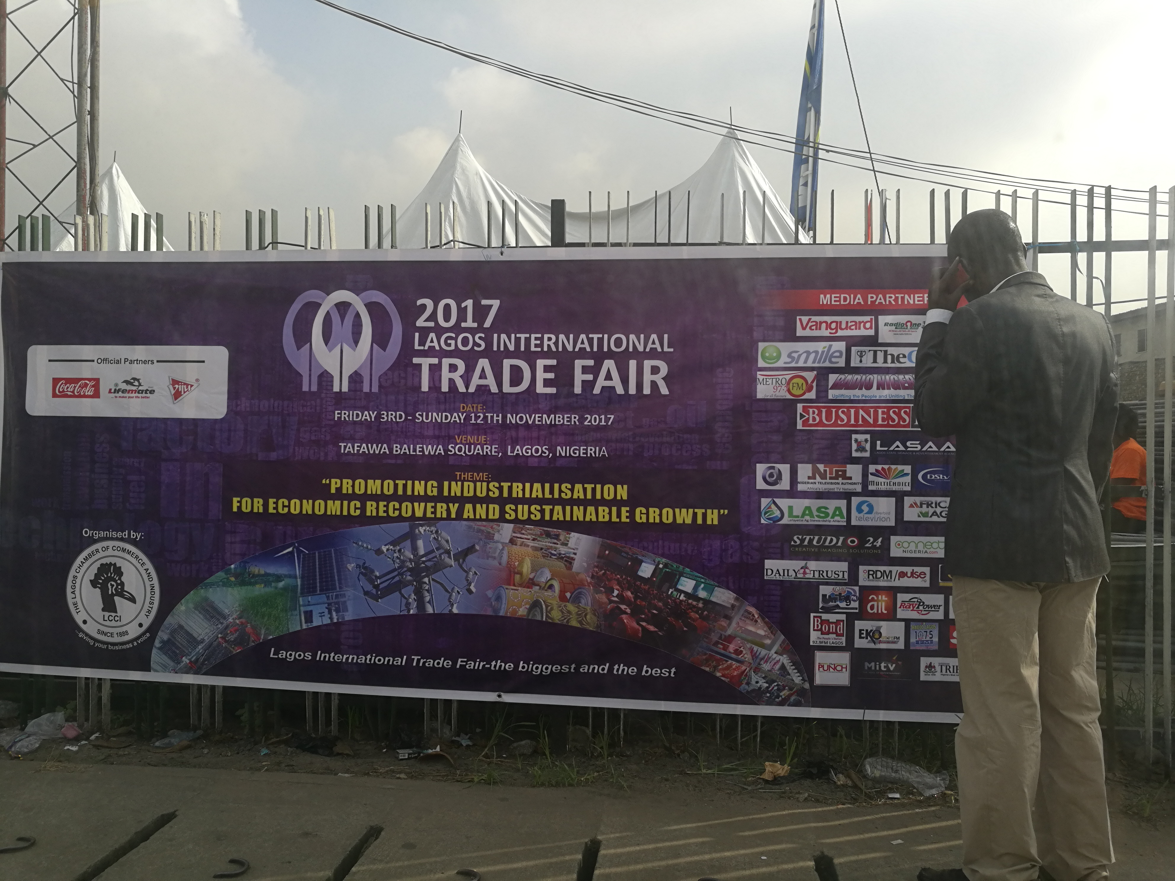 2017 Lagos International Fair
